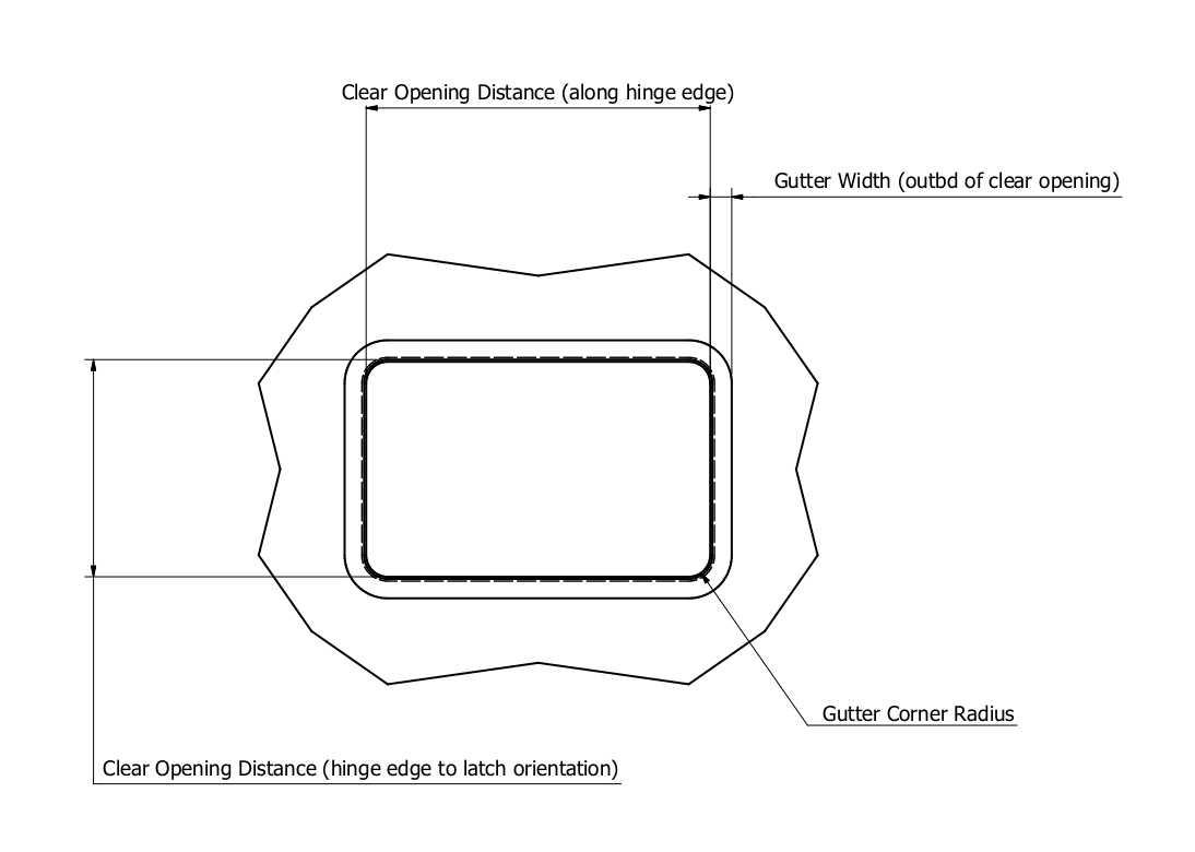 Hatch Cutout